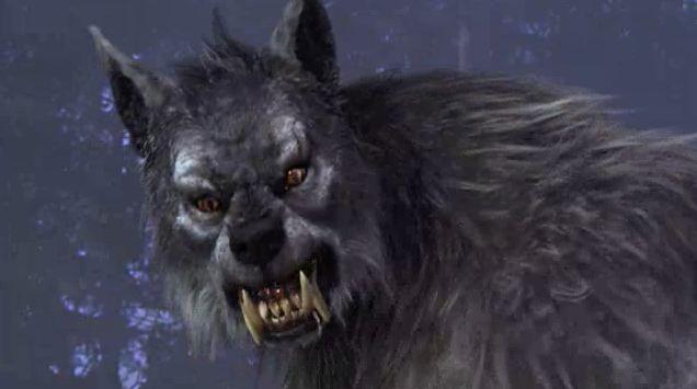 dans fond ecran loup garou 59naomwk